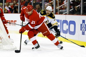 Tatar's ice time has held back his production (Rick Osentoski-USA TODAY Sports)