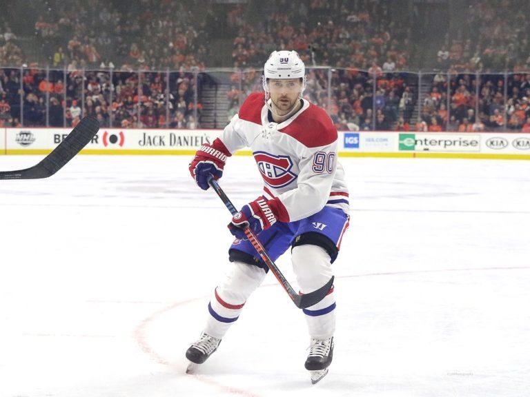 Tomas Tatar Montreal Canadiens
