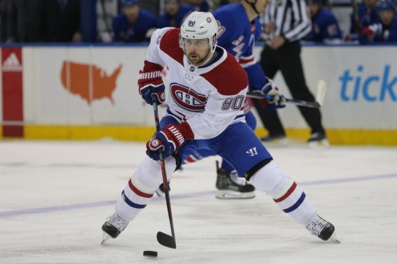 Montreal Canadiens forward Tomas Tatar