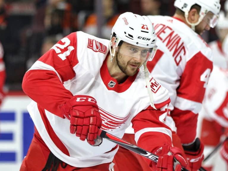 Tomas Tatar Red Wings