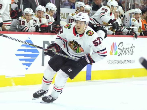 Tommy Wingels Blackhawks