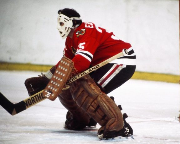 Tony Esposito, Chicago Black Hawks, Chicago Blackhawks