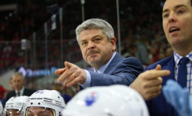 Todd McLellan: Coaching Lessons in How to Get Fired
