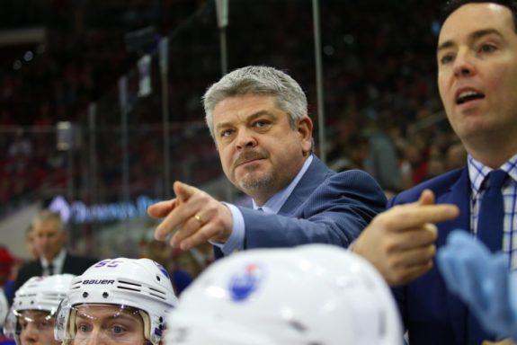 Todd McLellan - Former Oilers coach