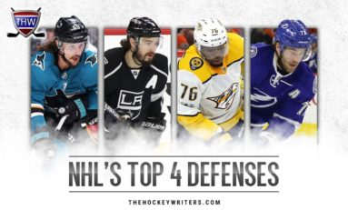 The NHL's Top 4 Defenses