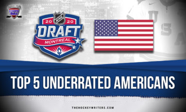 Top 5 Underrated American Prospects in the 2020 NHL Draft