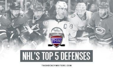 The NHL's Top 5 Defenses