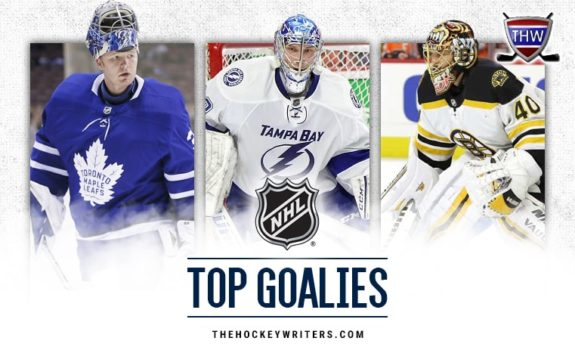Top Goalies - NHL