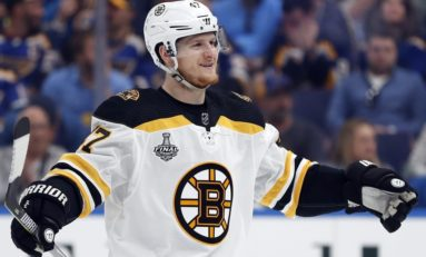 Bruins' News & Rumors: Krug Contract, Pastrnak & Kase & More