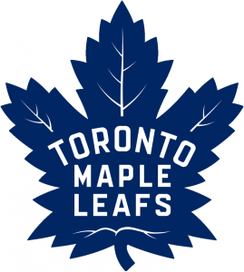 Toronto Maple Leafs logo.
