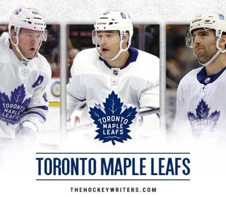 Maple Leafs Round Table: Handing Out the Leafs' Letters