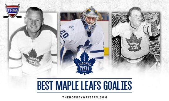 Johnny Bower Ed Belfour Turk Broda