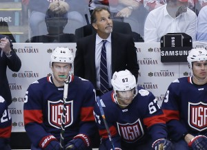 Coach Tortorella's system isn't kind to scoring wingers like Phil Kessel. - John E. Sokolowski-USA TODAY Sports
