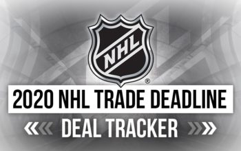 2020 NHL Trade Deadline: Deal Tracker - UPDATED