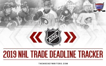 2019 NHL Trade Deadline: Deal Tracker