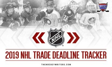 Players Brace for Moves as NHL Trade Deadline Nears