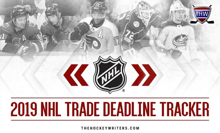 Trade Deadline Tracker
