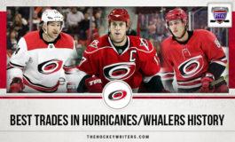 Carolina Hurricanes' 5 Best Trades in Franchise History