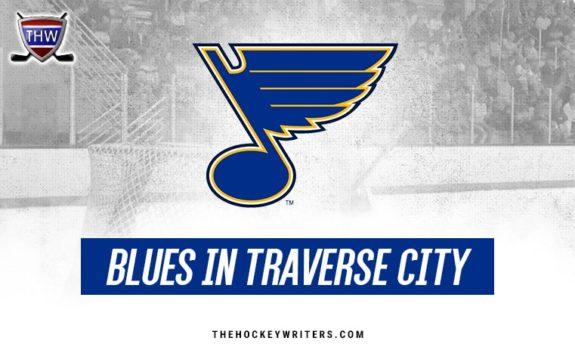 St. Louis Blues in Traverse City