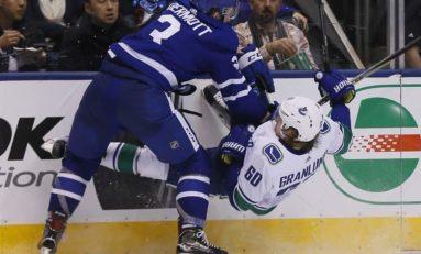 Maple Leafs Travis Dermott Is Here to Stay