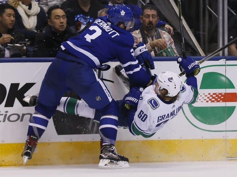 Travis Dermott, Maple Leafs
