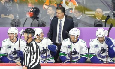 Canucks' Projected Lineup for the 2020 Playoffs