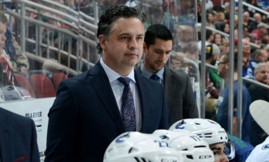 Green's Hits and Misses Behind Canucks Bench