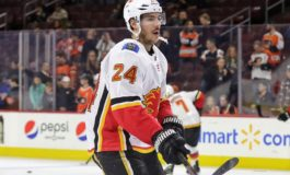 Flames' Hamonic Offers Grieving Families a Shoulder to Lean On