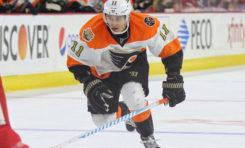 Recap: Flyers End Losing Streak, Beat Lightning