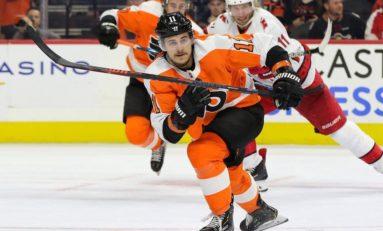 Flyers Who's Hot & Who's Not: Konecny, Hart, Voracek & More