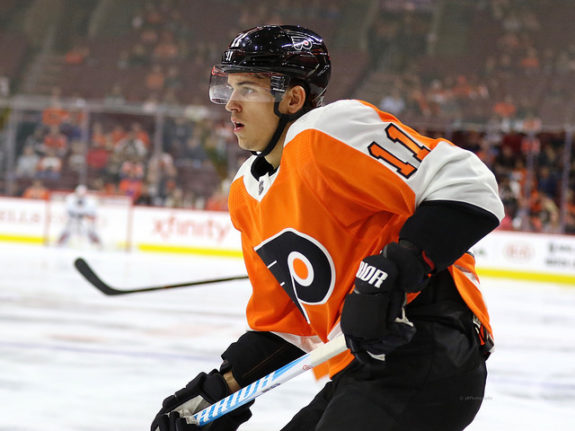 Travis Konecny Flyers