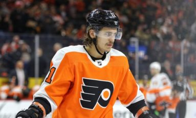 Flyers' Five Best Players Under 25