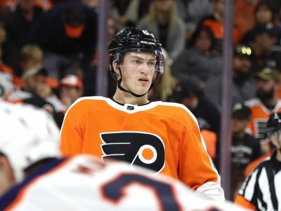 Travis Sanheim Philadelphia Flyers