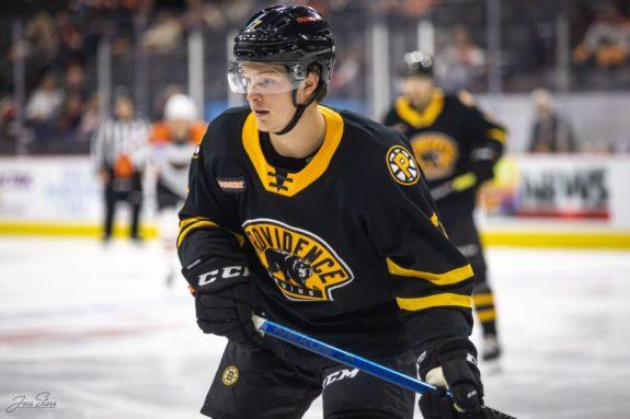 Trent Frederic Providence Bruins