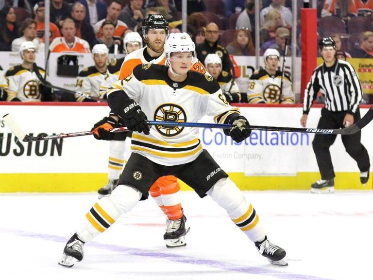 Trent Frederic - Bruins