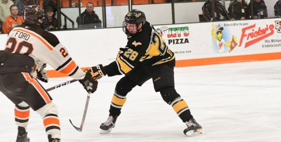 Trenton Bliss Michigan Tech