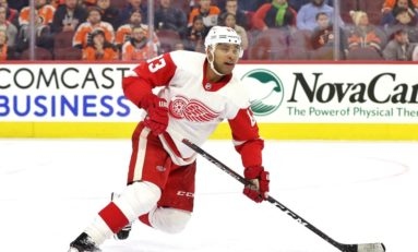 The Grind Line: Predicting Yzerman's First Red Wings Trade