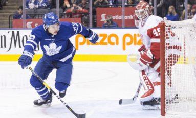 Maple Leafs' Trevor Moore: Is He Ready For a Breakout Season?