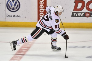Trevor van Riemsdyk, Chicago Blackhawks, NHL