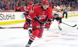 Dzingel Nets 2, Hurricanes Top Panthers 6-3 for 4th Straight