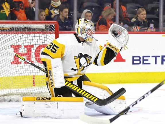 Sidney Crosby Leads Penguins To OT Win