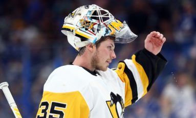 THW's Goalie News: Jarry Makes His Case and More