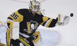 Kahun, Jarry Lead Penguins Past Vegas 4-3