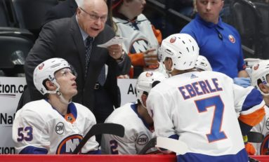 Islanders Getting a Trotz Culture Change