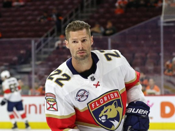 Troy Brouwer Florida Panthers
