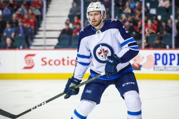 Tucker Poolman Winnipeg Jets