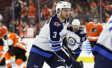 Jets' Tucker Poolman Ready for Deep End