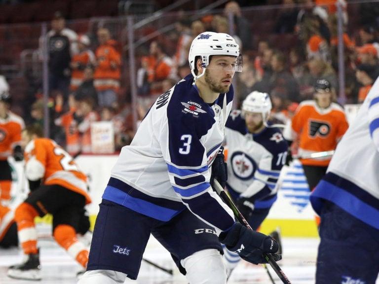 Tucker Poolman - Winnipeg Jets