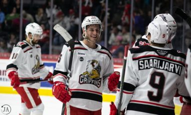 Turner Elson & Matt Puempel: Griffins' Power Forward Duo