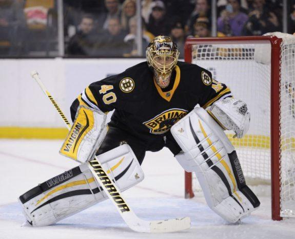 Tuukka Rask, Boston Bruins, NHL